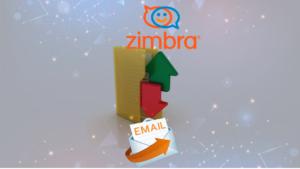 Como exportar emails no Zimbra