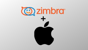 saiba como configurar zimbra no iphone