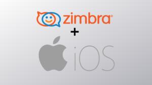 Veja Como configurar Zimbra no IOS